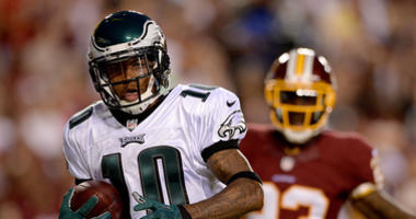 DeSean Jackson going back to Eagles in trade