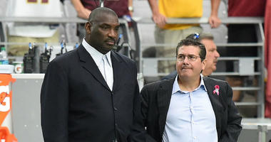 Doug Williams said owner Dan Snyder will help decide the Redskins starting QB.