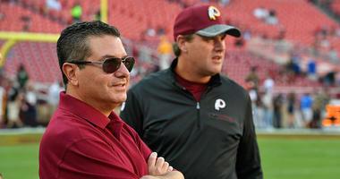 Will Redskins ownership push for quarterback Dwayne Haskins to start?
