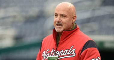 Nationals GM Mike Rizzo says the bullpen was not prepared at the start of the season.