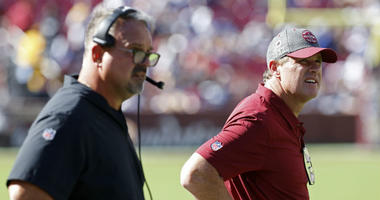 Redskins defensive staff safe, Jay Gruden says