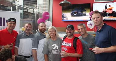 The Sports Junkies and 106.7 The Fan join Ally Bank at Willie's Brew &Que for a Home Run Derby pregame celebration!