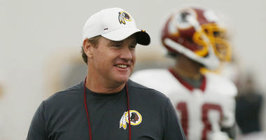 Jay Gruden brings the house down with 'Hard Knocks' self-own