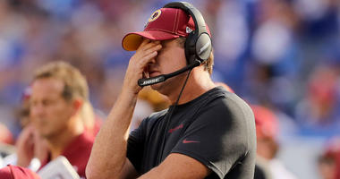 Reality has set in for 0-4 Redskins