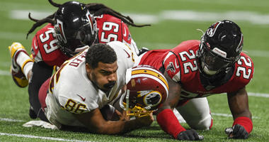 Jordan Reed facing 'real life' fears with concussion scare