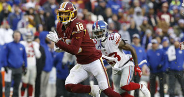 Redskins not picking up Josh Doctson's fifth-year option