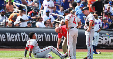 Juan Soto to return from ankle injury against Reds