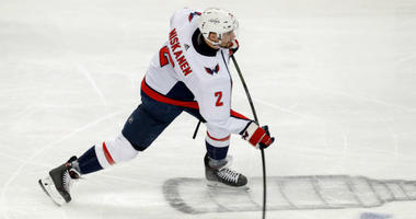 Despite their affinity for Niskanen, Capitals improve by adding Gudas