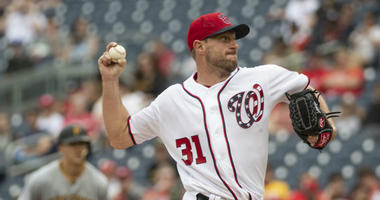 Max Scherzer sees the strike zone more as a 'cloud'