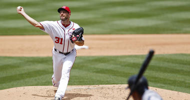Max Scherzer getting the worst bullpen support in MLB
