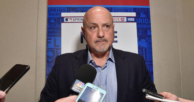 Nationals GM still expects to win NL East