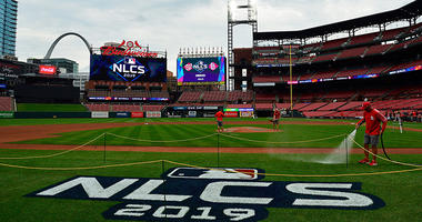 Nationals-Cardinals NLCS Rosters