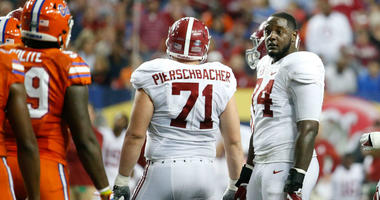 Redskins' Ross Pierschbacher gives correct name pronunciation