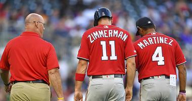 Ryan Zimmerman injury not as terrible as it sounds