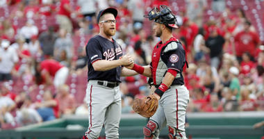 Nationals' Sean Doolittle finally ready to reflect on 'Game of Thrones' finale