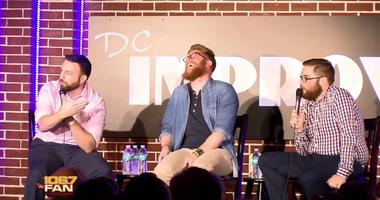 Sean_Doolittle_DC_Improv