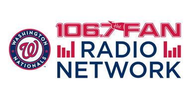 Washington Nationals Radio Network logo