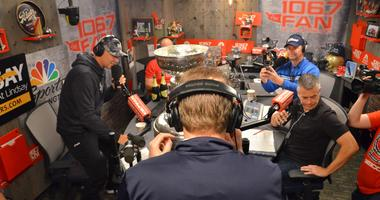 The Keeper of the Cup, Mike Bolt of the Hockey Hall of Fame, joins The Junkies in studio with Lord Stanley