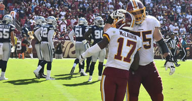 Santana Moss raves about Terry McLaurin's potential