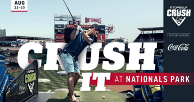 Topgolf Crush at Nationals Park