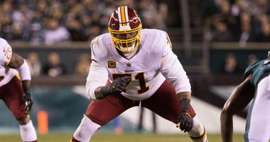 Jay Gruden: 'No updates whatsoever' on Trent Williams