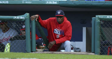 Former Washington Nationals manager Dusty Baker sometimes wishes he could go back.