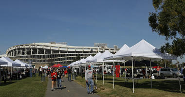 D.C. seeks to acquire 190 acres of land at RFK Stadium site.