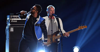 Sting_Shaggy_Album