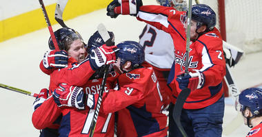 Capitals vs. Blue Jackets