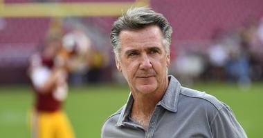 Moss: Whole Redskins organization 'gonna go through an overhaul'