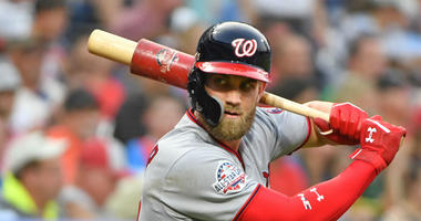Chris Russell said Bryce Harper has already decided who he will sign with.