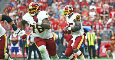 Morgan Moses: Sitting Adrian Peterson a 'slap in the face'