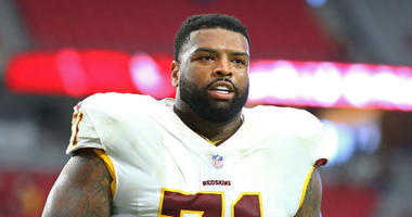 Tackle Trent Williams wants to leave the Redskins.