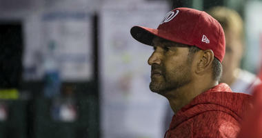 Time for the Washington Nationals to fire manager Dave Martinez.