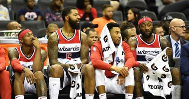 Washington_Wizards_Bench
