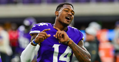 Vikings WR Stefon Diggs is not going to traded to the Redskins.