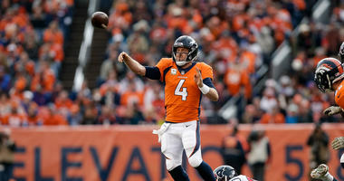Washington Redskins expect a quarterback competition between Case Keenum and Colt McCoy.