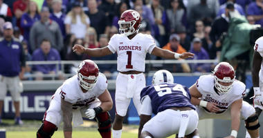 Report says quarterback Kyler Murray will not throw at the NFL Combine.