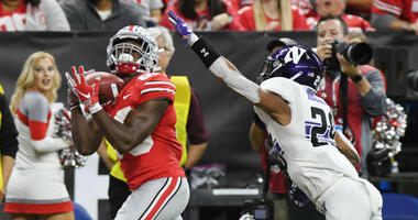 Redskins draft WR Terry McLaurin in third round of NFL Draft.