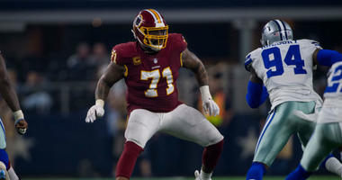 Redskins already losers in standoff with Trent Williams