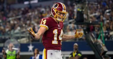 Can the Washington Redskins receivers surprise people this season?
