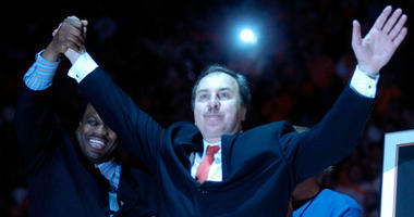 Ernie Grunfeld's final moves as Wizards GM net organization next to nothing.