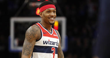 All-Star guard Bradley Beal pledges loyalty to Wizards.