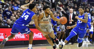 D.C. government should allow bets on local college sports.