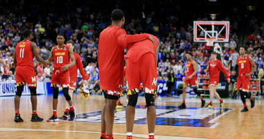 Maryland Terrapins crash out of March Madness.