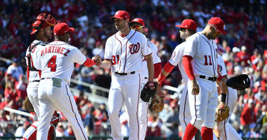 Nationals fall on Opening Day despite stellar outing by Max Scherzer.