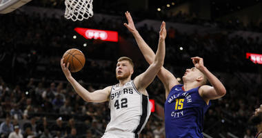 Wizards acquire Davis Bertans from Spurs.