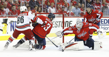 Capitals penalty kill sparks offensive explosion in Game 5.