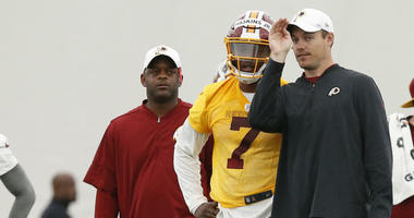 Redskins Questions: What impact will offensive coordinator Kevin O'Connell have?
