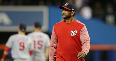 If Nationals struggles continue time could be up for manager Dave Martinez.